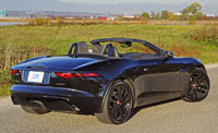 2019 Jaguar F-Type P300 Convertible