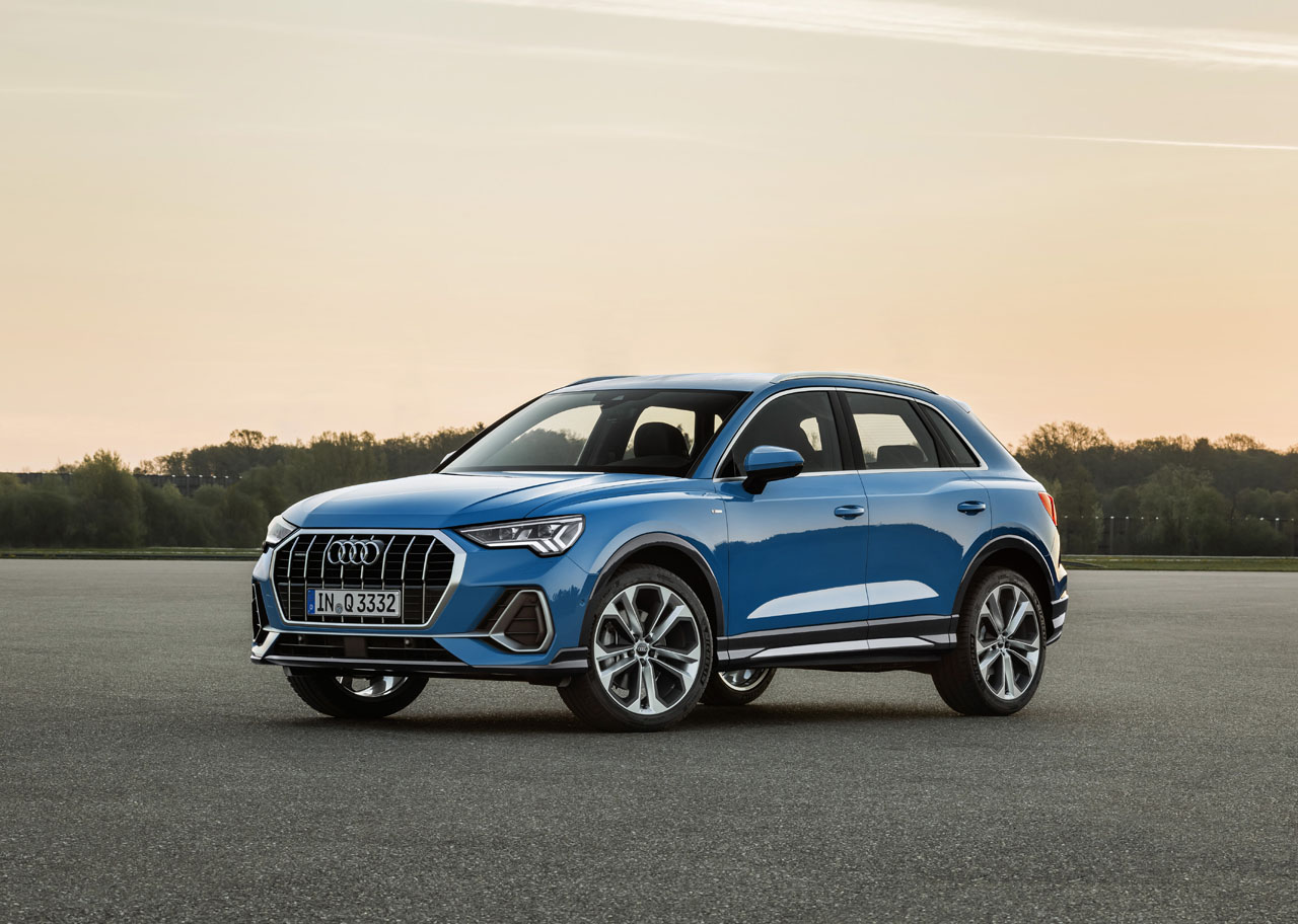 Redesigned 2019 Audi Q3 Adds Style Size And Technology To Subcompact Suv Cl