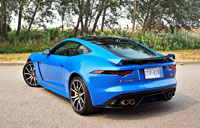 2018 Jaguar F-Type SVR Coupe