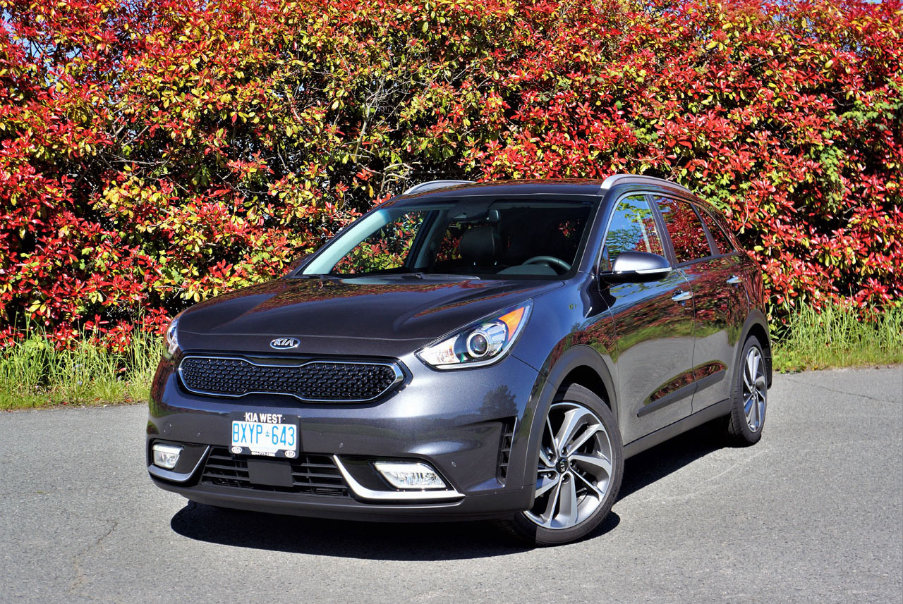 2018 kia niro sx touring road test the car magazine. Black Bedroom Furniture Sets. Home Design Ideas