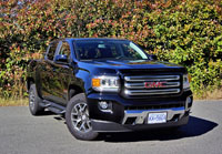 2018 GMC Canyon 4WD Crew Cab SLE All Terrain