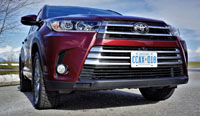 2018 Toyota Highlander V6 AWD Limited