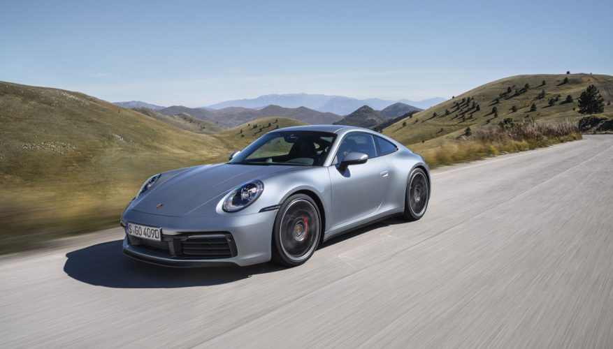 Porsche Opens The Order Book For All New 2020 911 Carrera S And 4s