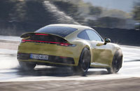 Porsche adds Wet mode to new 911
