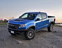 2019 Chevrolet Colorado ZR2