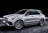 2020 Mercedes-Benz GLE 580 4MATIC