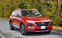 2019 Hyundai Santa Fe 2.0T Ultimate Turbo AWD