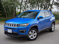 2020 Jeep Compass North