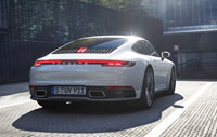 2020 Porsche 911 Carrera 4 Coupé and Cabriolet