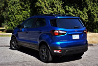 2019 Ford EcoSport 2.0 SES