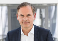 Oliver Blume, Chairman of the Executive Board of Porsche