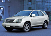 1999 Toyota Harrier