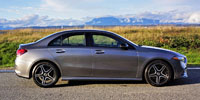 2020 Mercedes-Benz A 220 4Matic