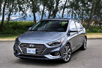 2019 Hyundai Accent 5-Door Ultimate