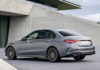 2022 Mercedes-Benz C-Class Sedan
