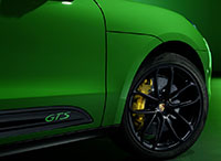 2022 Porsche Macan GTS with the GTS Sport Package