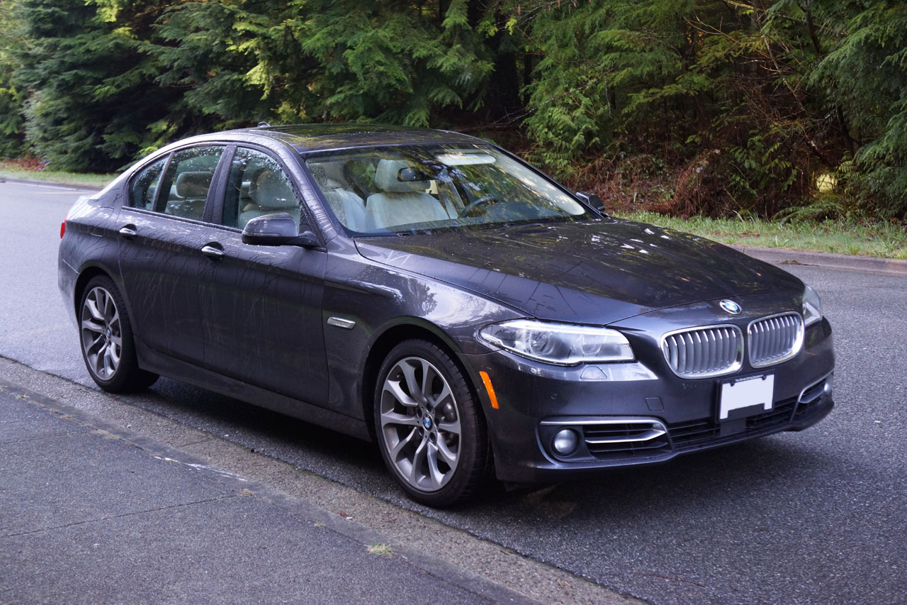 2014 BMW 535d xDrive Road Test Review | The Car Magazine