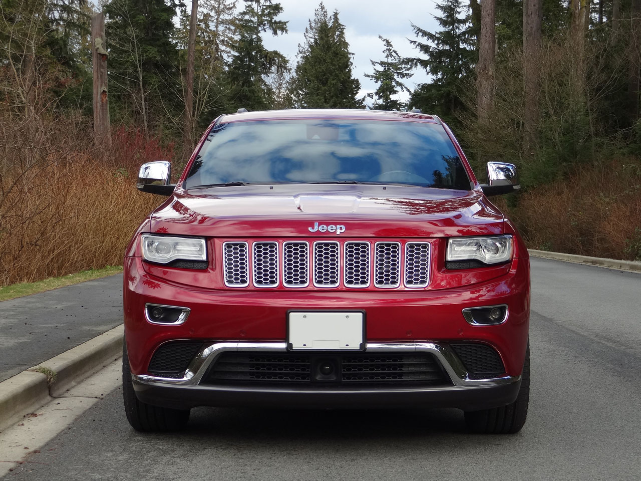 2014 Jeep Grand Cherokee Summit EcoDiesel Road Test Review | The Car