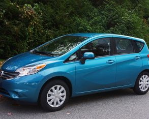 2014 Nissan Versa Note SV Road Test Review. +57