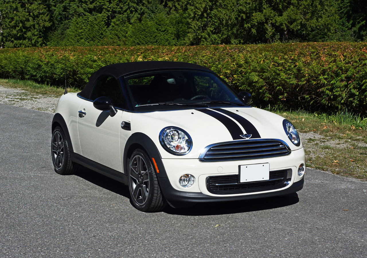 20 Mini Cooper Roadster Road Test Review   The Car Magazine