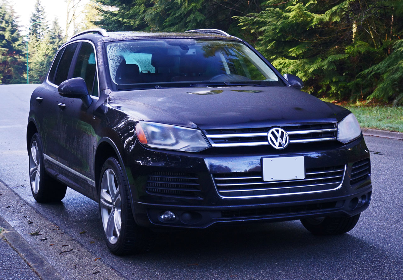 2014 Volkswagen Touareg Execline Tdi R Line Road Test Review The Car Magazine