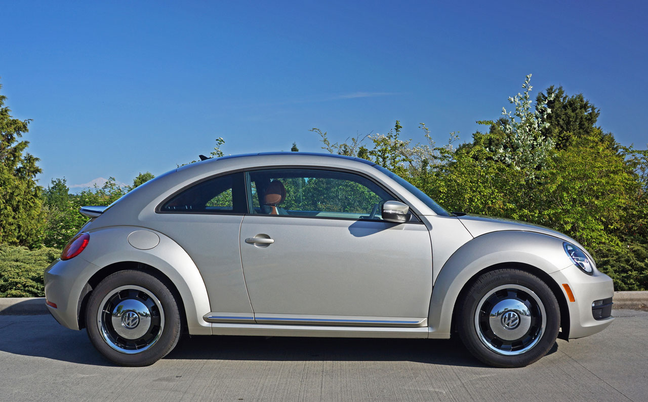 2015 Volkswagen Beetle Classic Road Test Review The Car Magazine