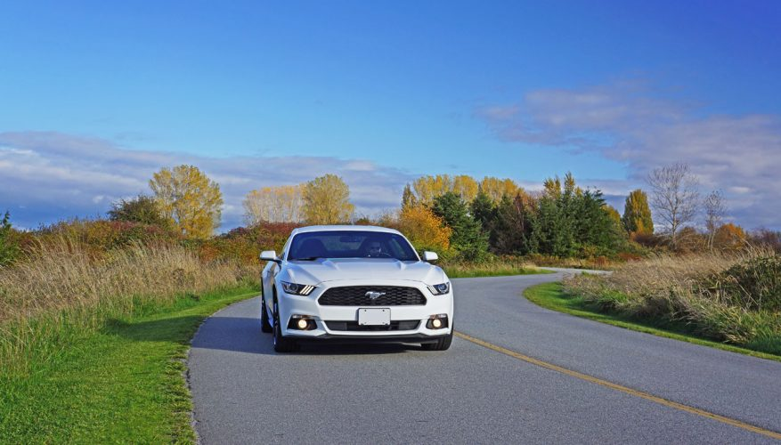2016 Ford Mustang Ecoboost Fastback Road Test Review | The