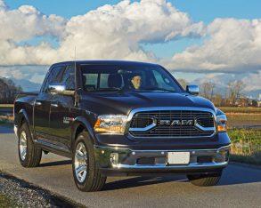 2016 Ram 1500 EcoDiesel Crew Cab Laramie Limited 4×4 Road Test