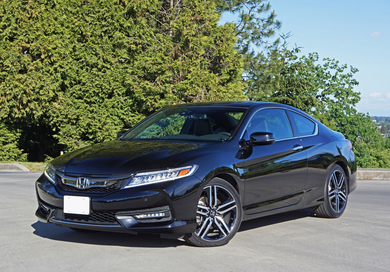 2016 Honda Accord Coupe Touring V6 Road Test Review   The ...