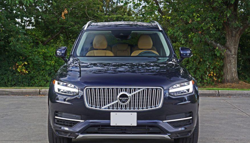 2017 Volvo Xc90 T8 Twin Engine Eawd Inscription Road Test