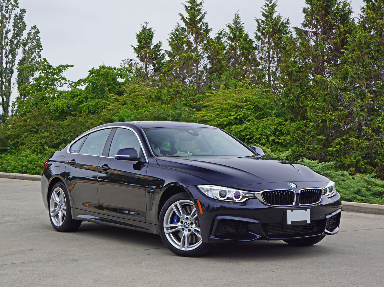 2015 Bmw 435i Xdrive Gran Coupe Road Test Review The Car Magazine