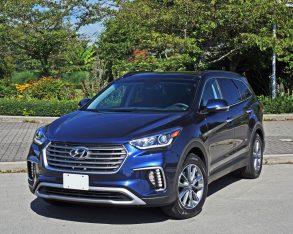 2017 Hyundai Santa Fe Xl Awd Road Test Review The Car Magazine