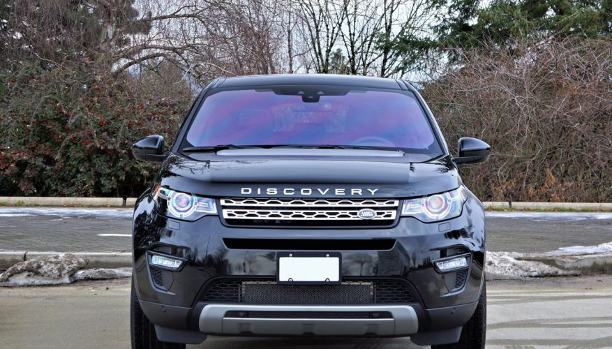 2017 Land Rover Discovery Sport HSE Road Test Review | The