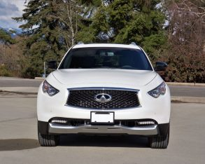 2017 Infiniti Qx70 Limited Road Test 103