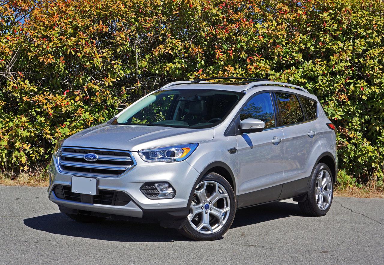 escape titanium ford silver awd st turbo marys sales