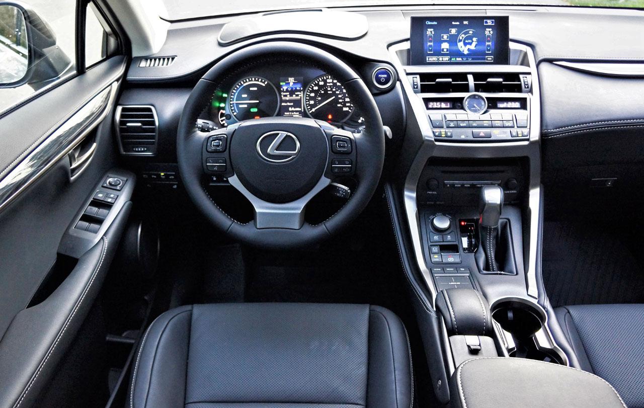 2017 Lexus Nx 300h Executive 8