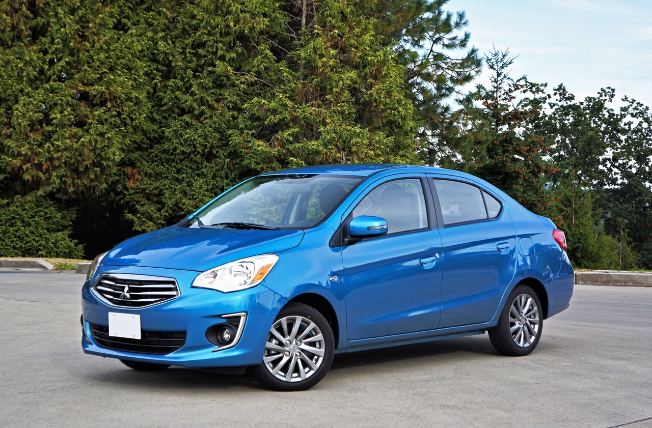 2017 Mitsubishi Mirage G4 | The Car Magazine