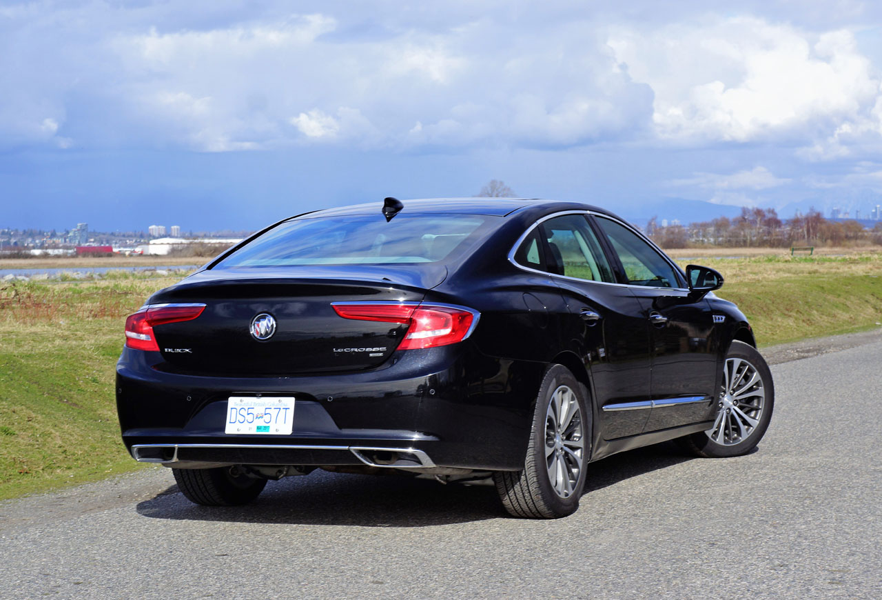 2017 Buick LaCrosse Premium AWD | The Car Magazine