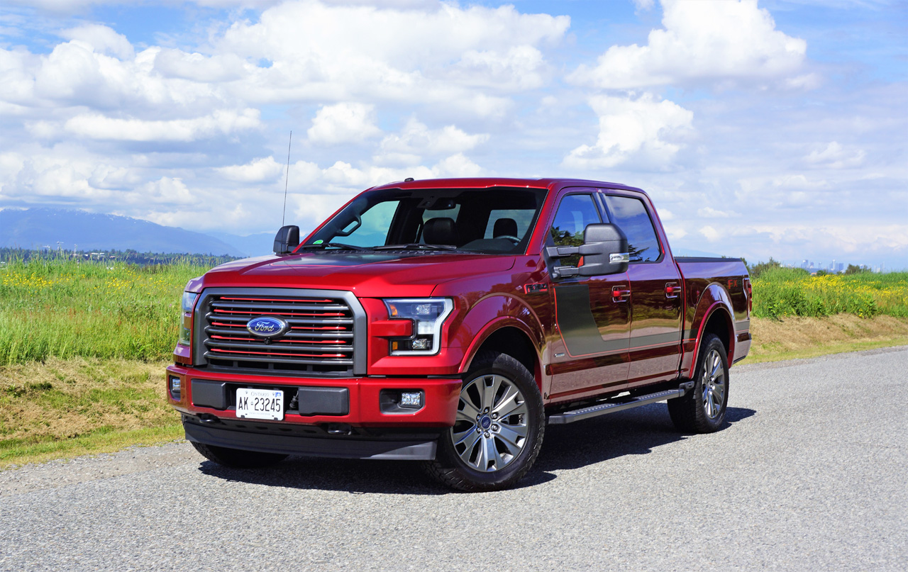 2017 Ford F 150 Lariat >> 2017 Ford F 150 Lariat Special Edition The Car Magazine