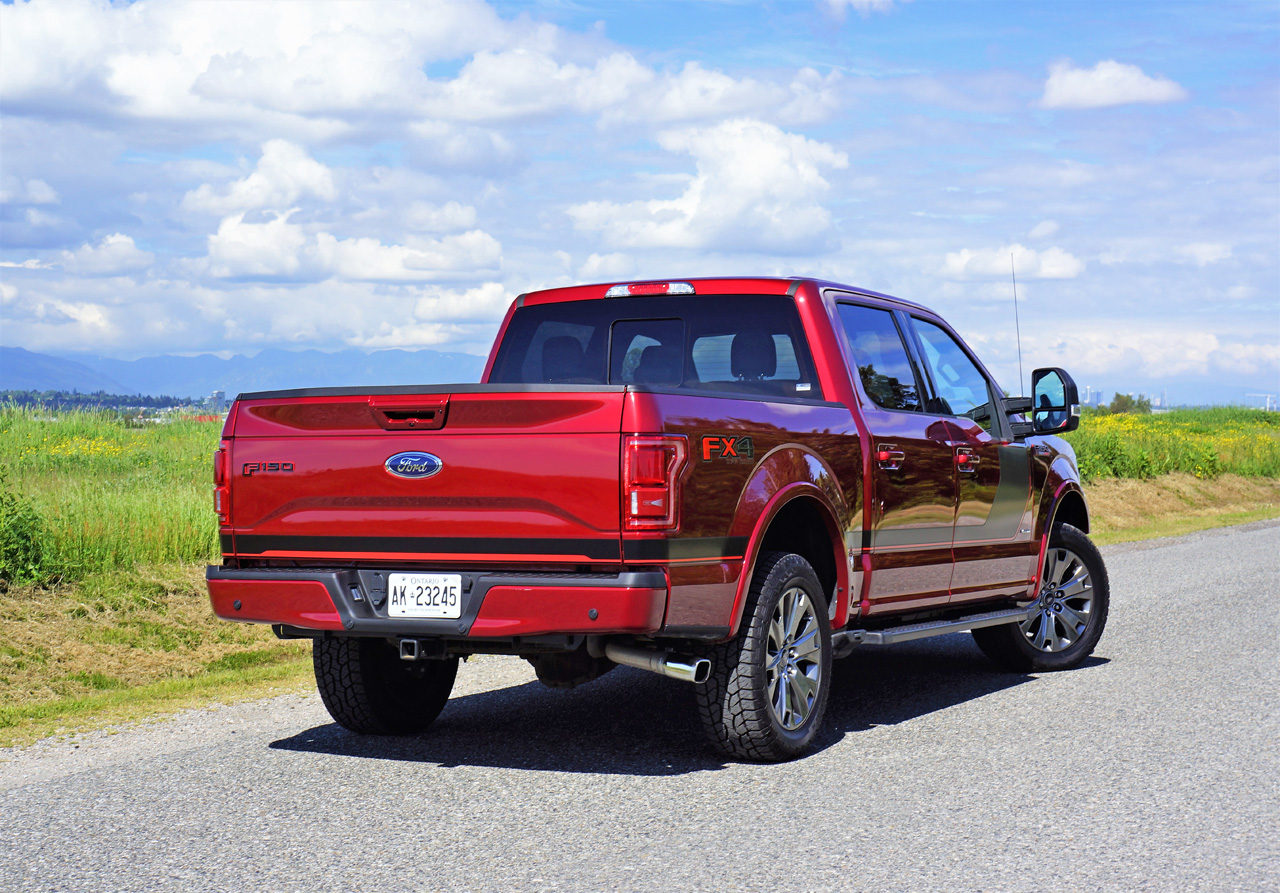 2017 Ford F 150 Lariat 3 5 Ecoboost Special Edition