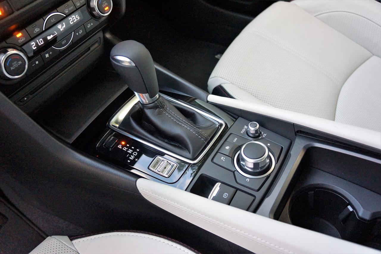 2017 Mazda3 Sport Gt 7