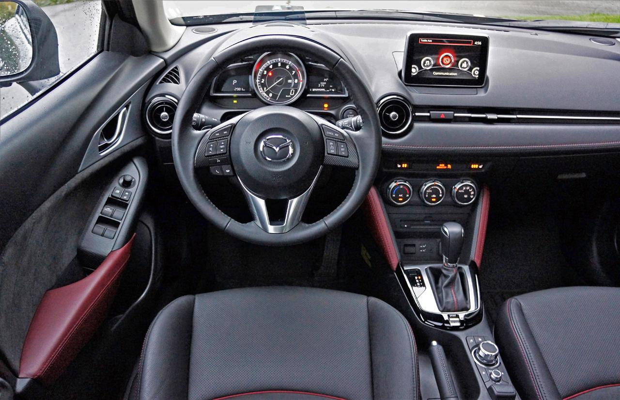 2017 Mazda Cx 3 Gt Awd 6