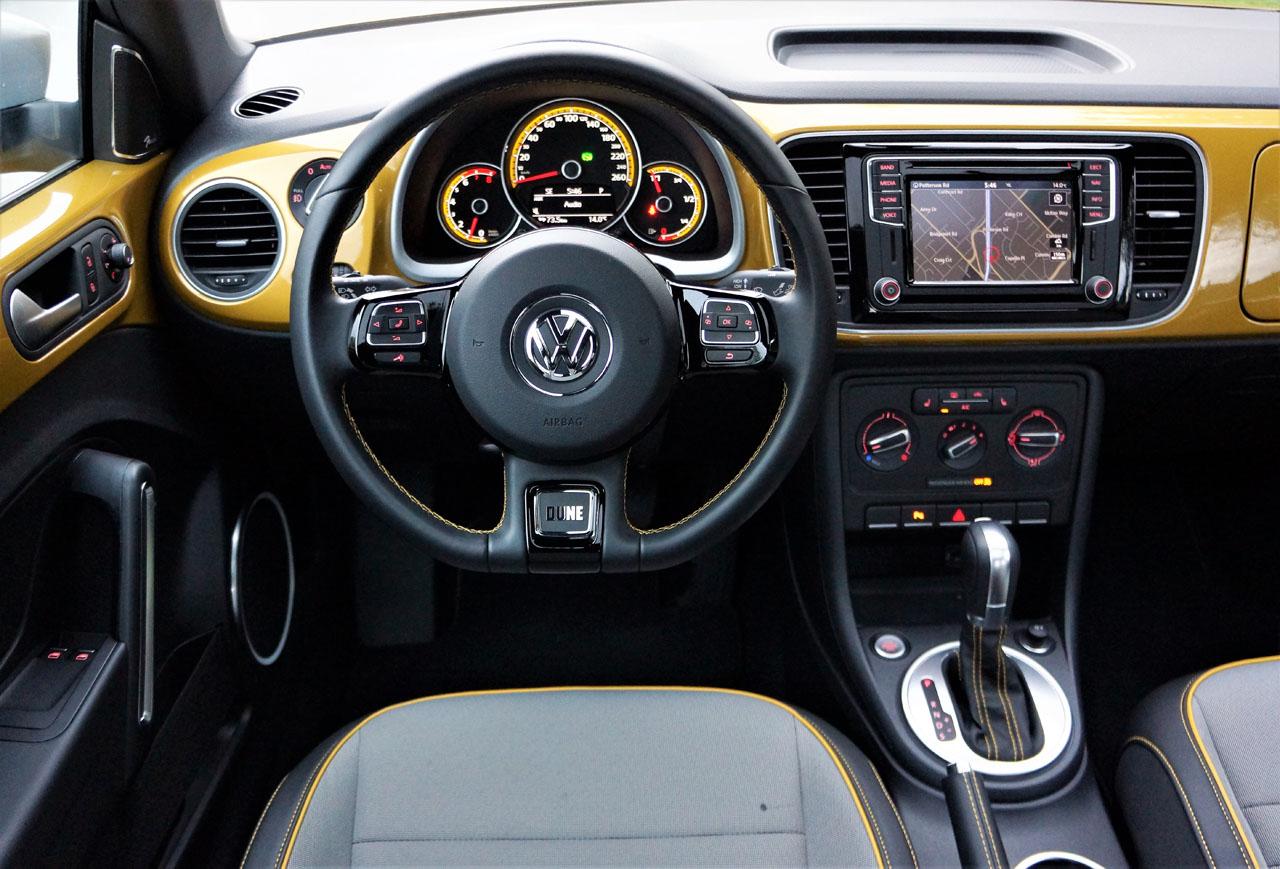 2017 Volkswagen Beetle Dune The Car Magazine