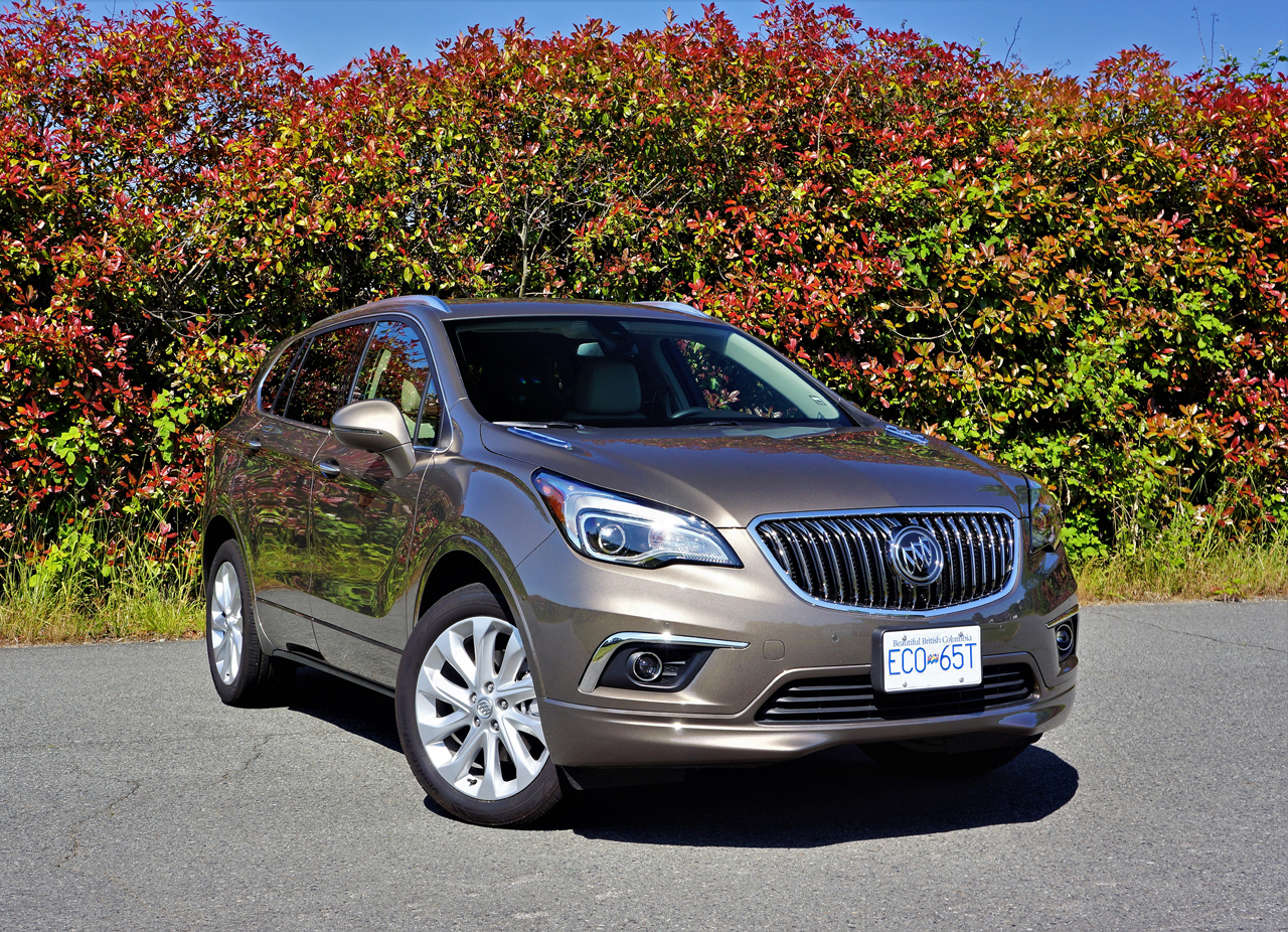 2017 Buick Envision Premium II | The Car Magazine