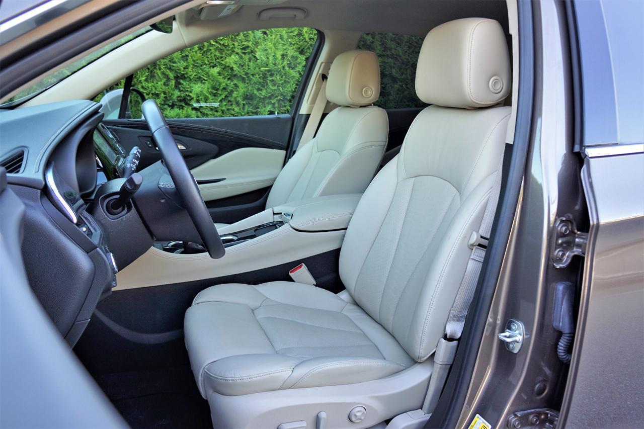 2017 Buick Envision Premium II   The Car Magazine