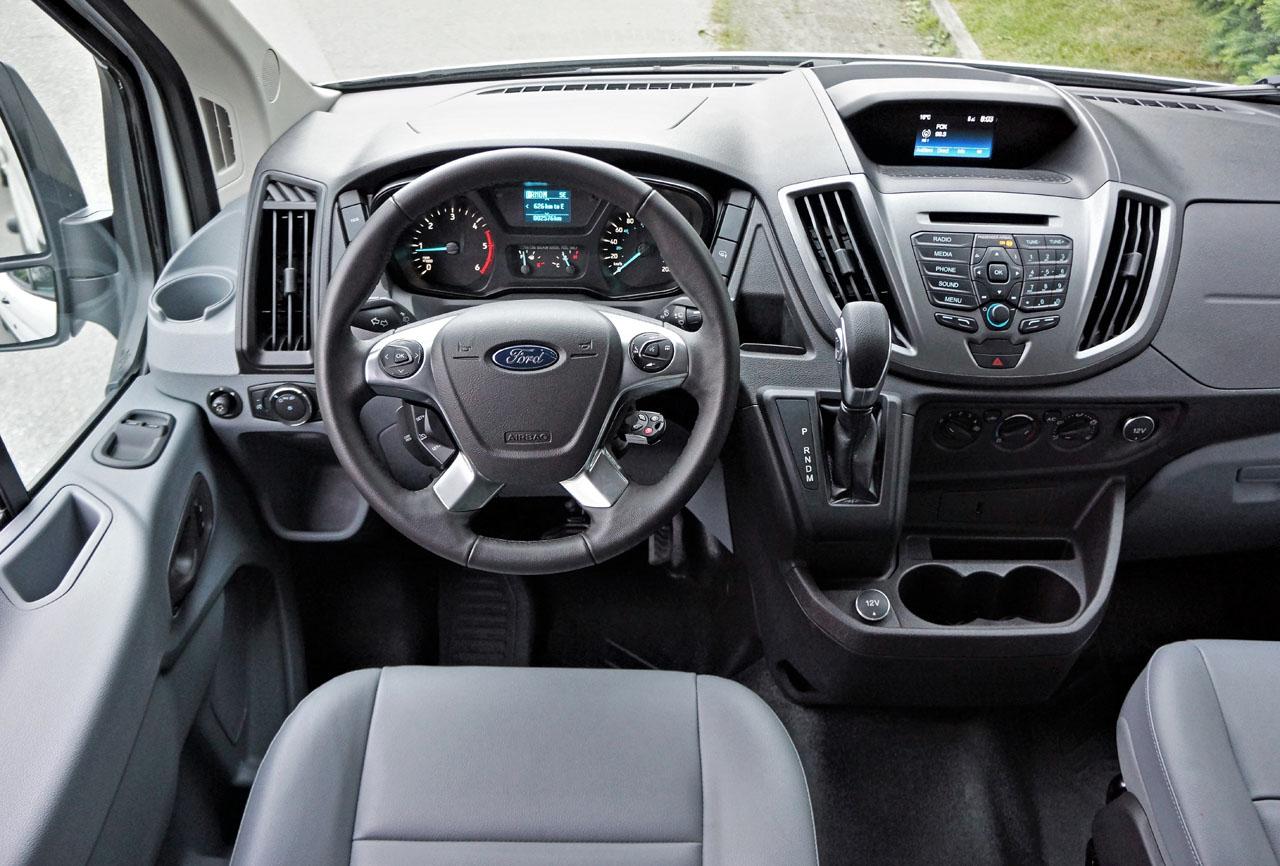 5a57bea287 2017 Ford Transit 350 Diesel Van. +7