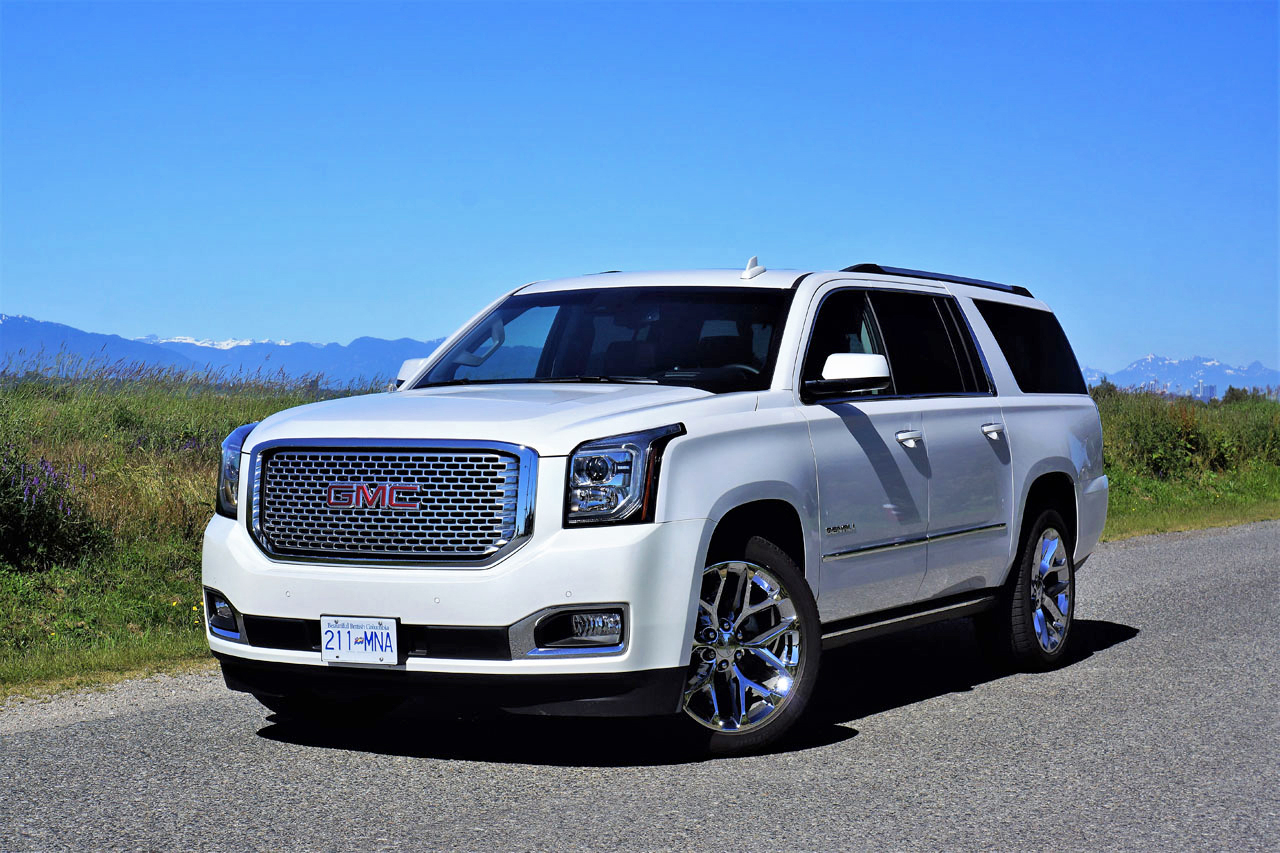 2017 Gmc Yukon Xl Denali The Car Magazine