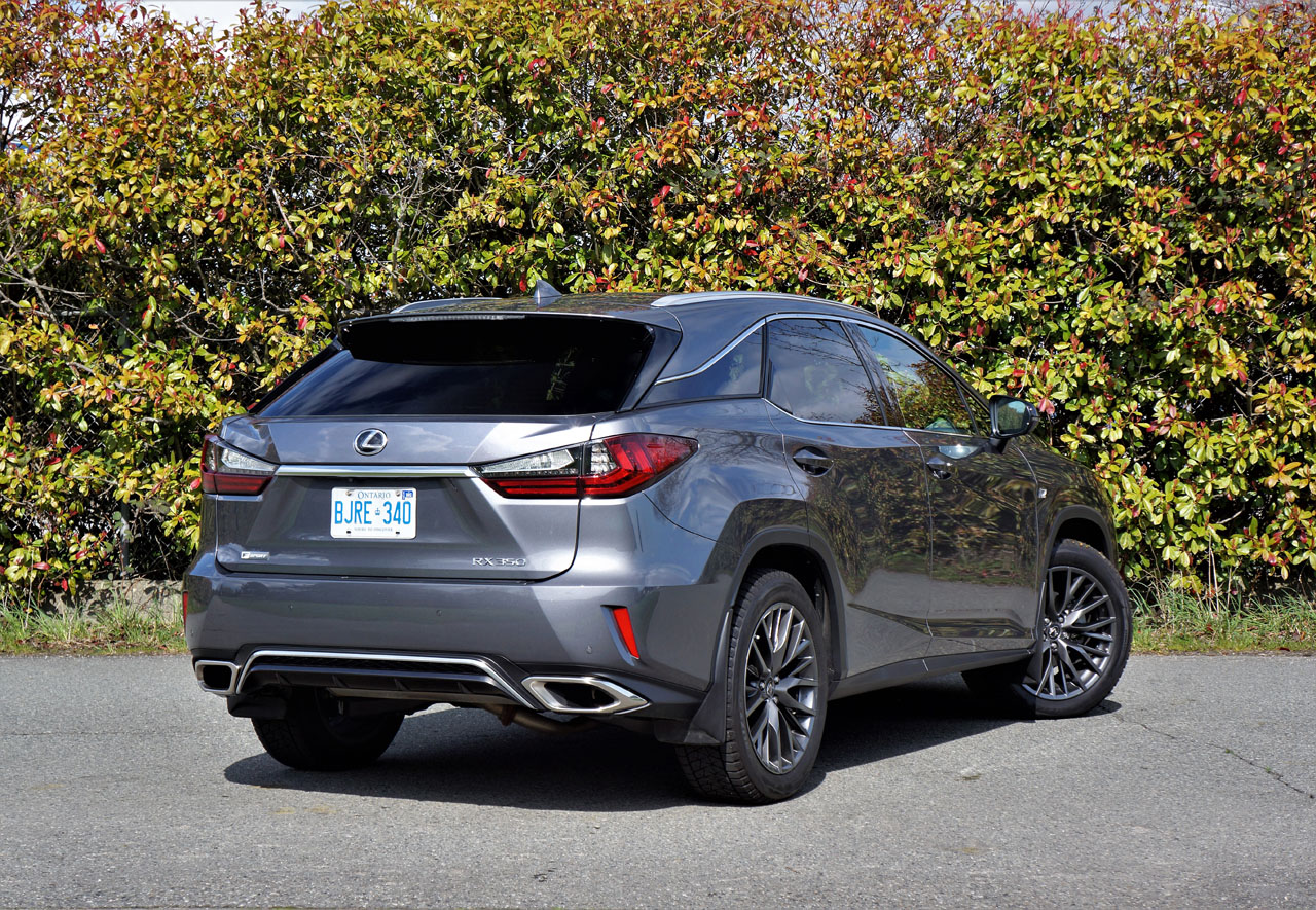 2017 Lexus RX 350 F Sport | The Car Magazine