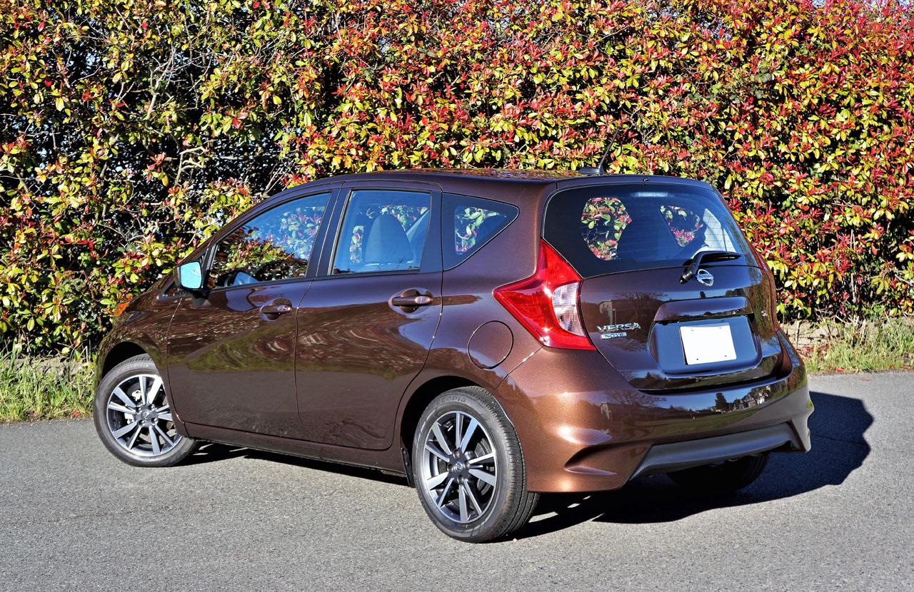 2017 Nissan Versa Note Sl Motavera Com