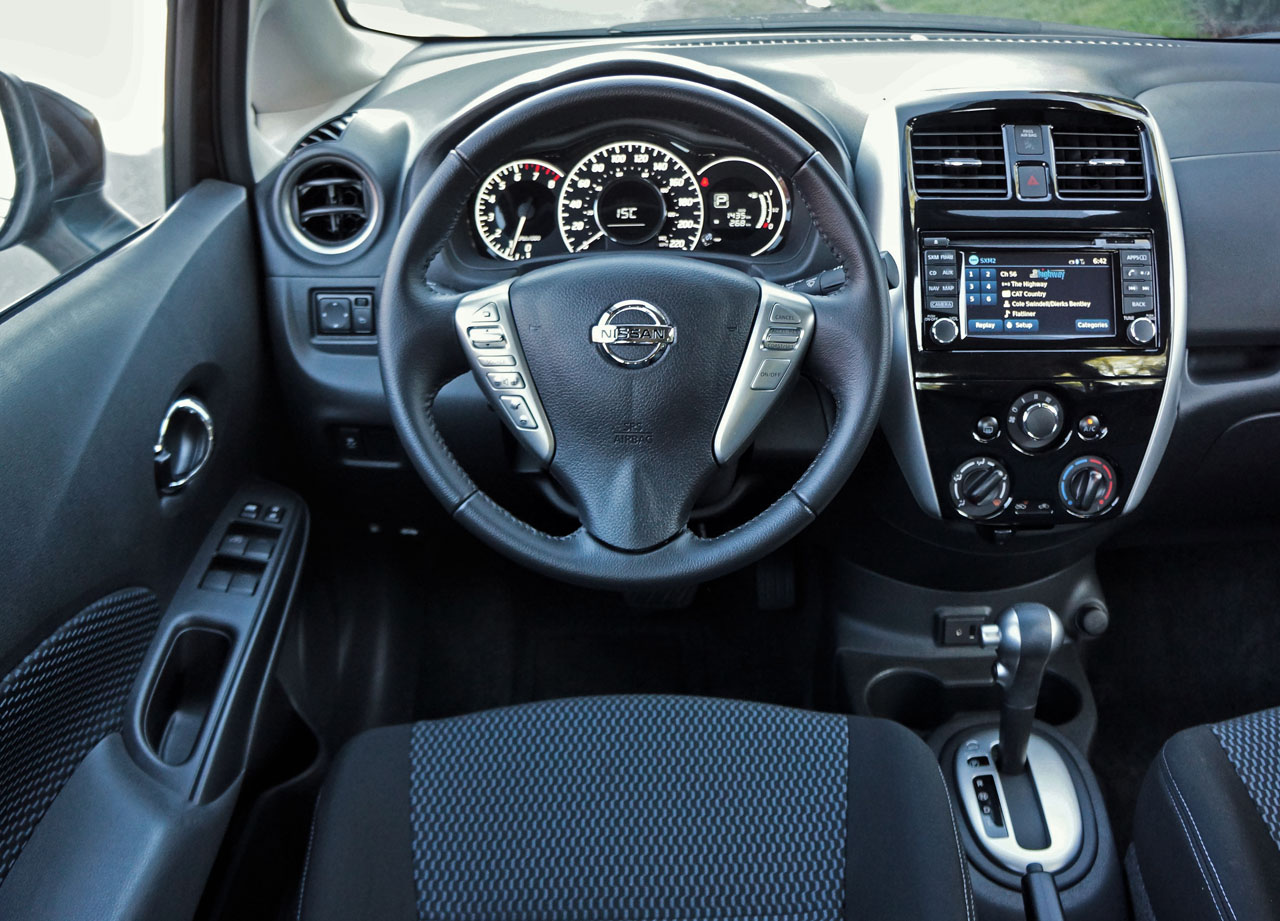 Mid City Nissan >> 2017 Nissan Versa Note SL | The Car Magazine
